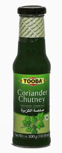 TOOBA CORIANDER CHUTNEY | AUTHENTIC TASTE | Chutney Special | 300G