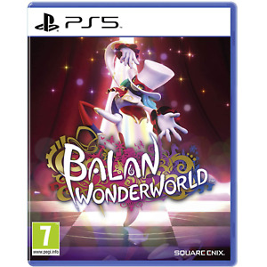 BALAN WONDERWORLD PS5 GIOCO IN ITALIANO PER PLAYSTATION 5 SONY ORIGINALE