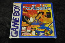 Gameboy classic Disney's Aladdin Boxed