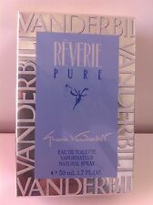 REVERIE PURE GLORIA VANDERBILT EAU TOILETTE 50 ML NUEVA SPRAY