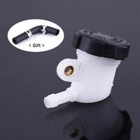 Universal Rear Brake Master Cylinder Fluid Reservoir Tank Oil Cup Motorcycle