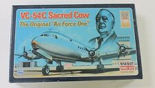 Minicraft VC-54C Sacred Cow, The Original 'Air Force One' in 1/144 14497