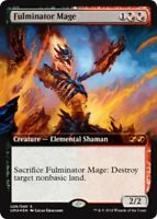 Fulminator Mage - Foil x1 Magic the Gathering 1x Ultimate Masters Box Toppers mt