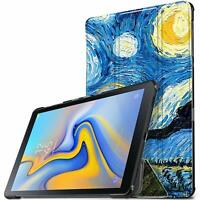 Slim Smart Shell Cover Case for Samsung Galaxy Tab A2 10.5 SM-T590 / T595