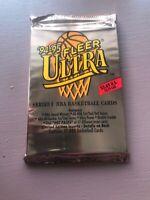 1994/95 Fleer Ultra Basketball - Series 1 Pack Sealed NBA 90s * FREE POSTAGE*