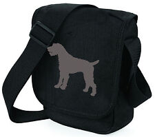 More details for german wirehaired pointer dog walkers bag shoulder bags birthday mothers day