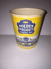 Golden Nugget Paper Coin Cup