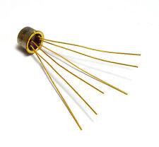 SGS KA590 / KA 590, IC oder Dual Transistor, TO-99, NOS