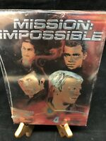 MISSION IMPOSSIBLE COMPLETE SEASON 4 New 7 DVD SEALED