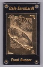 "Sam Bass Dale Earnhardt Sr. GOLD COLLECTION ""Front Runner"" Serial #3387"