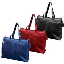 Para Mujer Cartera Bolso grande de compras de viaje bolso de mano Damas Bolsón Hombro Bolsas