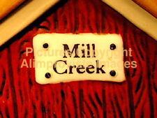 New England Dept 56 Mill Creek Crossing! 56623 NeW! Mint! FabUloUs!