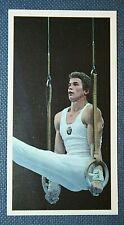 USSR  Gymnast  DITYATIN  Photo Card