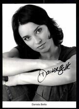 Daniela Bette  Lindenstrasse Autogrammkarte Original Signiert## BC 5834