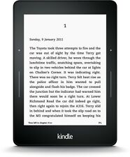 New Most Advanced Amazon Kindle Voyage Wi-Fi E-Reader w/ 1100 hr Battery Life