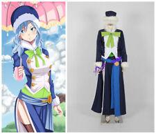 New Fairy Tail cosplay Juvia Lockser Cosplay Costume MM.55