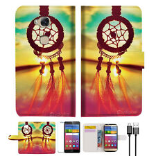 Dream Catcher Wallet Case Cover For Huawei Ascend GR5 Phone Case -- A008