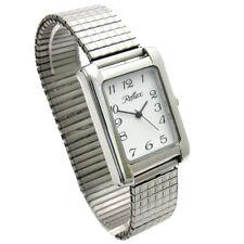 Mens Silver Expanding Bracelet Watch by Reflex 102301gx