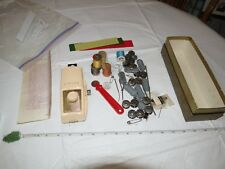 Vintage SINGER Button Holer Attachment buttonholer attachments sewing machine