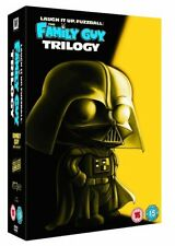 Family Guy Star Wars Trilogy (Laugh It Up Fuzzball) Region 4 DVD (3 Discs)