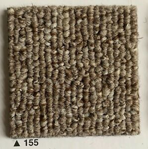 Brand New Boxed Diva Casa 155 Beige Carpet Tiles 100M Job Lot - £5.90 Per SQM