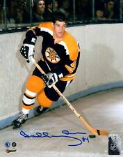 BOBBY ORR   ( BOSTON BRUINS ) -  TWO  EXCELLENT  5 x 7 SIGNED PHOTO REPRINTS