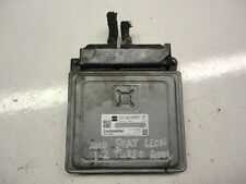 Seat Leon 2010 1.2 Turbo TSI Engine ECU 03F 906 070 CF       T17