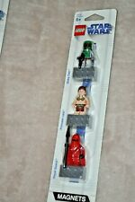 Lego Star Wars DISNEY MINIFIGS 3-pack Boba Fett MANDALORIAN SLAVE LEIA SEALED!