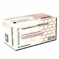 Liquid Propolis Extract Hemorrhoids Anal Fissures Cure Anti-Inflammatory 10 pcs