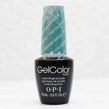 OPI GELCOLOR Soak Off UV LED Gel Polish 15ml 0.5oz - Choose ANY Colour * PART C