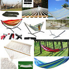 Hammock With Space Saving Steel Stand Includes Portable Carrying CaEO