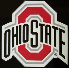 Window Bumper Sticker NCAA Ohio State Buckeyes NEW