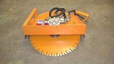 Concrete Cutting Hydraulic Flush Handsaw - 20""