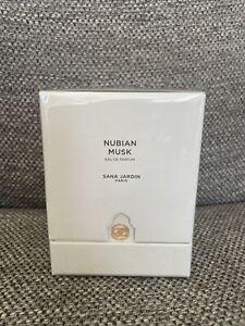 Sana Jardin Nubian Musk Eau De Parfum 50ml Brand New & Sealed