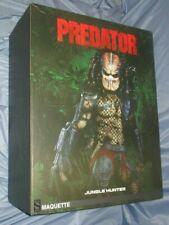 PREDATOR Jungle Hunter Sideshow Exclusive Maquette/Statue (AVP/Aliens/Movie)