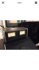 VU Meter Audio Stereo