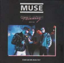 "MUSE "" SIMULATION THEORY, World Tour, 2 CD DIGIPACK """
