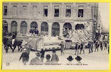 """cpa de 1926 FÊTES Historique RÉMOISE """"REIMS MAGNIFIQUE"""" CAVALCADE CORTÈGE DÉFILÉ"""