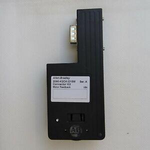 Allen-Bradley 2090-K2CK-D15M Kinetix connector motor feedback
