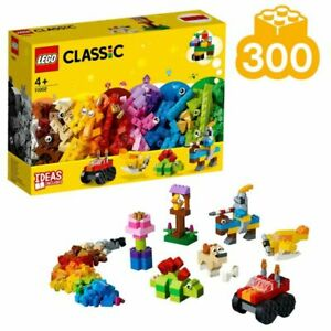 LEGO 11002 Classic Bricks and Ideas New & Sealed FREE POST