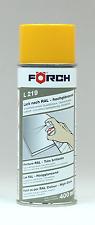 1x Narzissengelb Gelb RAL 1007 Lack Lackspray glänzend Spray Farbe Spraydose 400