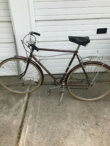 Vintage Raleigh Sprite 27 19715 speed. Last of those made in Nottingham England