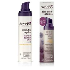 Aveeno Absolutely Ageless Leave-on Day Face Mask Lotion SPF 30, 1.3 Fl. Oz