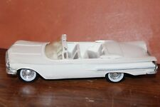 Nice Smp 1960 Chevrolet Impala Convertible Friction Operated Dealer Promo Car