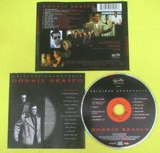 CD SOUNDTRACK DONNIE BRASCO Blondie Dean Martin 1997 EUROPE 162 102-2 (OST8)