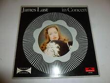JAMES LAST - James Last in Concert - Italy 12-track Vinyl LP