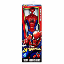 Big Spider-Man Titan Hero Series Action Figure Toy Marvel Large 12 Inch For Kids