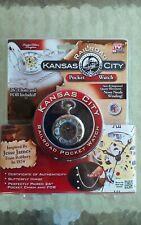 Pocket Watch Kansas City Railroad