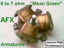 Mean Green AFX / T-Jet Fast Slot Car Armature ~ Free USA Shipping