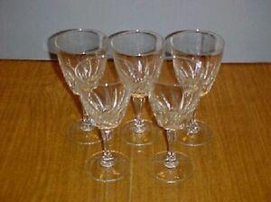 Cris D'Arques Durand Crystal Flamenco Water Goblet Set